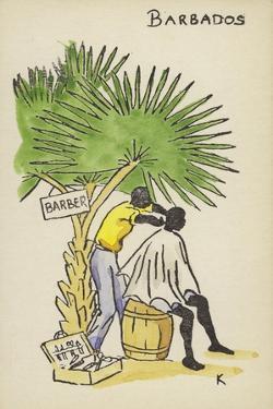 Barber, Barbados