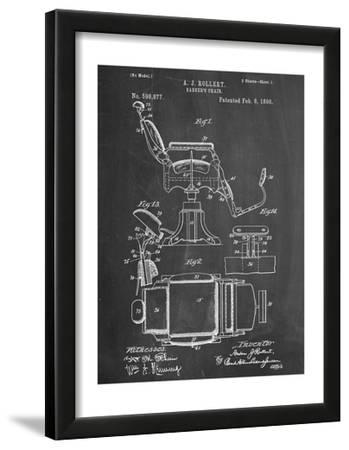 Barber's Chair Patent