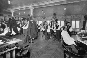 Barber Shop Montmartre