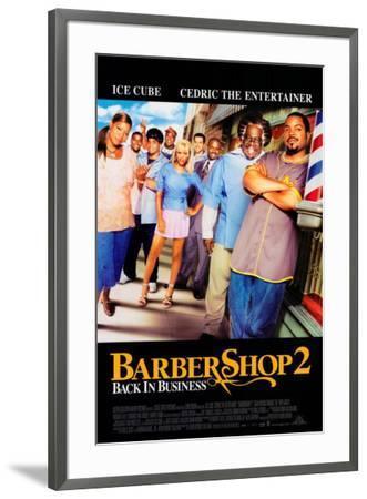Barbershop 2: Back in Business--Framed Poster