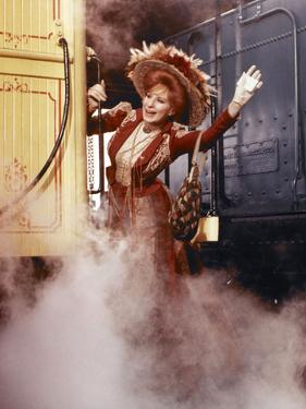 "Barbra Streisand. ""Hello, Dolly!"" [1969], Directed by Gene Kelly."