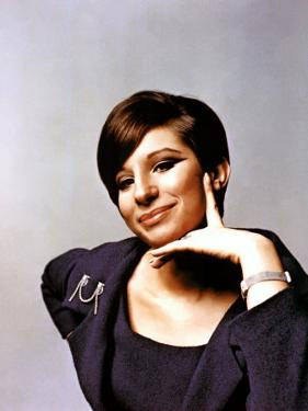 Barbra Streisand in the Late 1960s