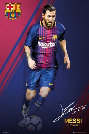 Barcelona - Messi 17/18