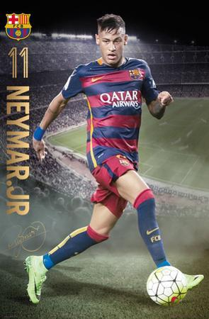 Barcelona- Neymar Action 15/16