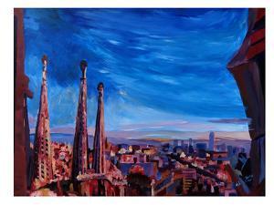 Barcelona Sagrada 3 by M Bleichner