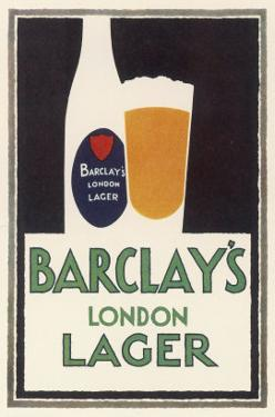 Barclay's London Lager