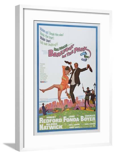 Barefoot in the Park, 1967--Framed Giclee Print