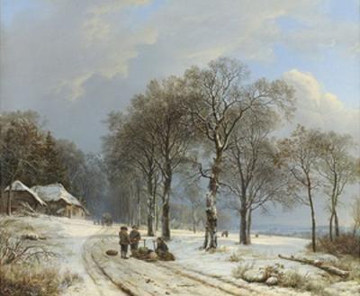 Winter Landscape, 1835-38
