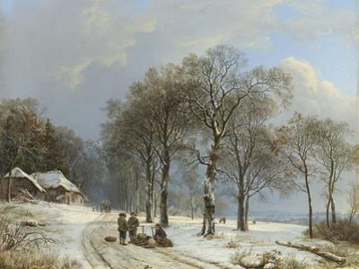 Winter Landscape, 1835-8