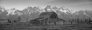 Barn Grand Teton National Park WY USA