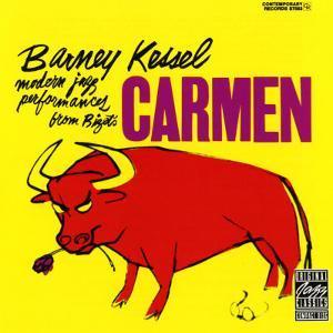 Barney Kessel, Japanese release of the Carmen Album