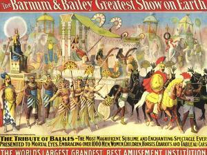 Barnum & Bailey's, 1903, USA