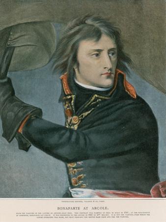 Bonaparte at Arcole