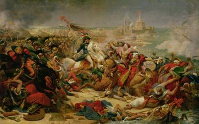 Murat Defeating the Turkish Army at Aboukir on 25 July 1799, C.1805