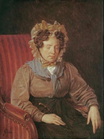 The Painter's Mother-In-Law
