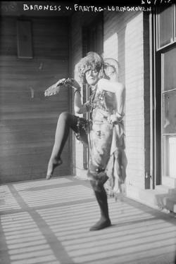 Baroness Von Freytag-Loringhoven, c.1915