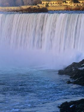 Horseshoe Falls, Niagara Falls, Ontario, Canada. by Barrett & Mackay