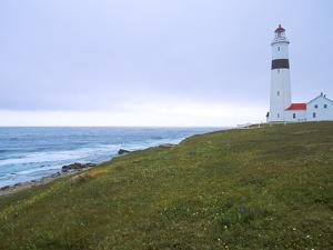 Point Amour Lighthouse, Newfoundland and Labrador, Canada by Barrett & Mackay