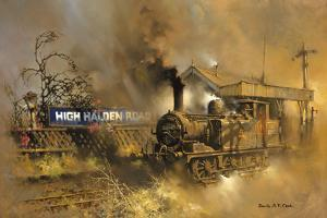 High Halden Road by Barrie A F Clark