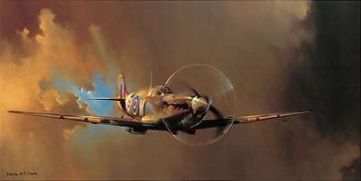 Spitfire by Barrie Clark