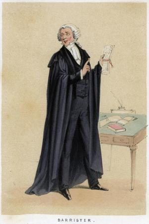 Barrister, 1855