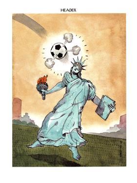 HEADER. - New Yorker Cartoon by Barry Blitt