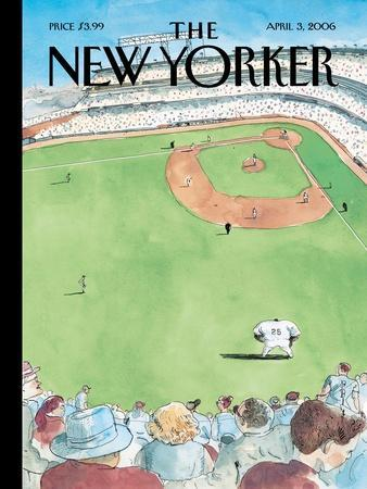 The New Yorker Cover - April 3, 2006