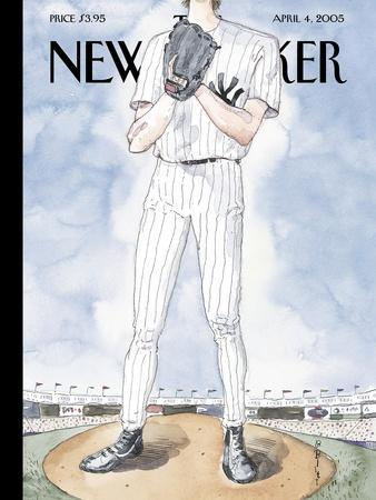 The New Yorker Cover - April 4, 2005