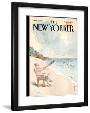 The New Yorker Cover - August 30, 2010 by Barry Blitt