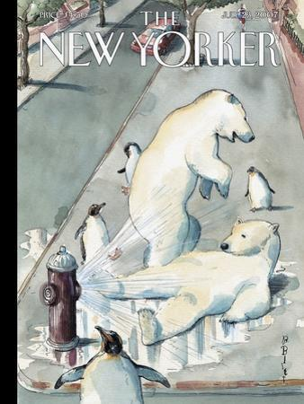 The New Yorker Cover - July 23, 2007