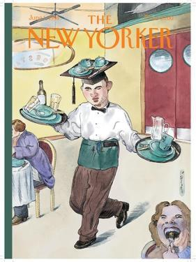 The New Yorker Cover - June 1, 1998 by Barry Blitt