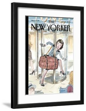 The New Yorker Cover - September 25, 2006 by Barry Blitt