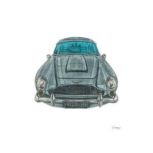Aston Martin by Barry Goodman