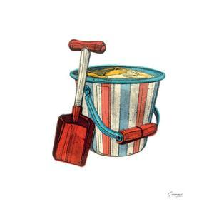 Bucket and Spade by Barry Goodman