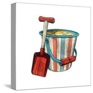 Bucket & Spade by Barry Goodman