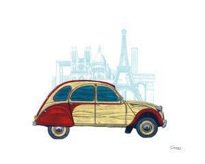 CV Paris by Barry Goodman
