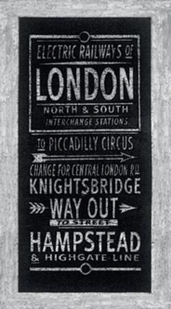Electric Railways of London by Barry Goodman