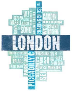 London Type by Barry Goodman