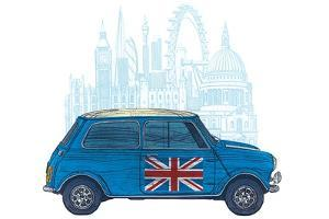 Mini London by Barry Goodman