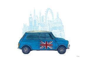 Mini London by Barry Goodman