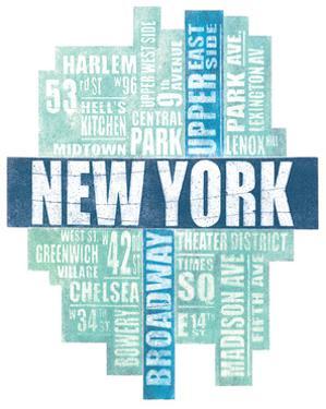 New York Type by Barry Goodman