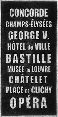 Paris Destination by Barry Goodman