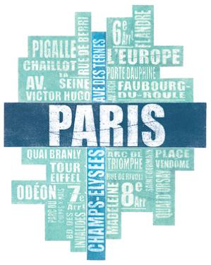 Paris Type by Barry Goodman