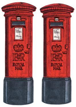 Post Boxes by Barry Goodman