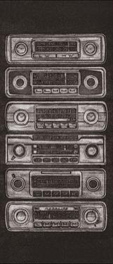 Radio Stack by Barry Goodman