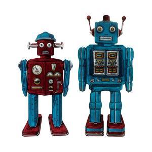 Robots by Barry Goodman