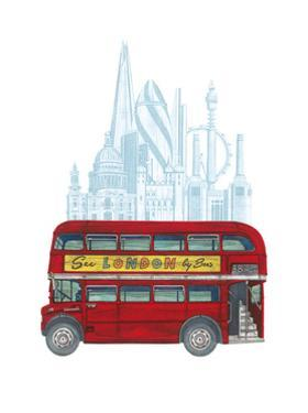 See London by Bus by Barry Goodman