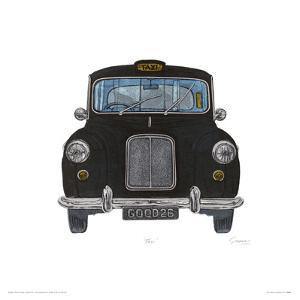 Taxi by Barry Goodman