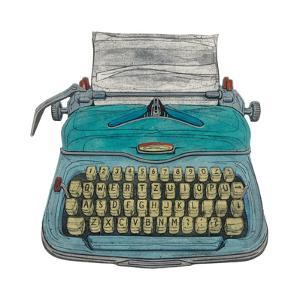 Typewriter by Barry Goodman