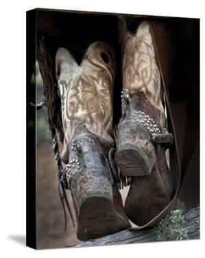 Boots 'n Spurs V by Barry Hart